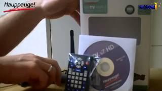 *NEU*Hauppauge Win TV-HVR 930C-HD - Unboxing und Set-Up Video[Deutsch][HD]