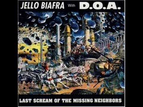 jello biafra with d.o.a. - power is boring