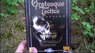 Grotesque Tactics Collection Unboxing (PC) ENGLISH