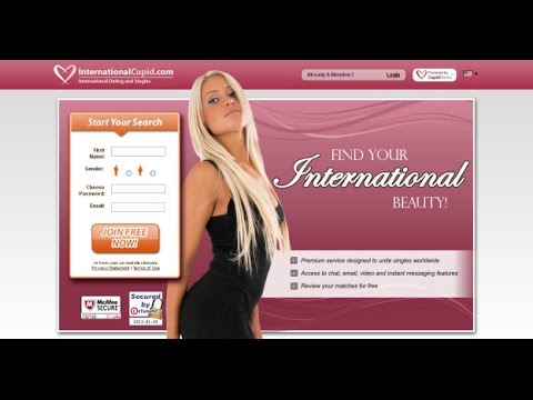International cupid dating site