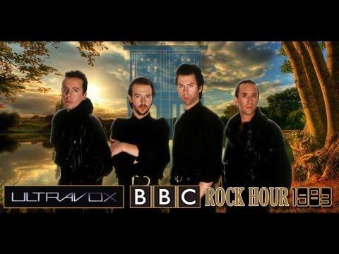 Ultravox BBC Rock Hour 1983 (Midge Ure & Chris Cross)