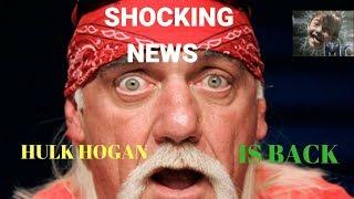 WWE HULK HOGAN REINSTATED INTO WWE HALL OF FAME