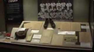 Catawba County Historical Museum Baseball Display 001