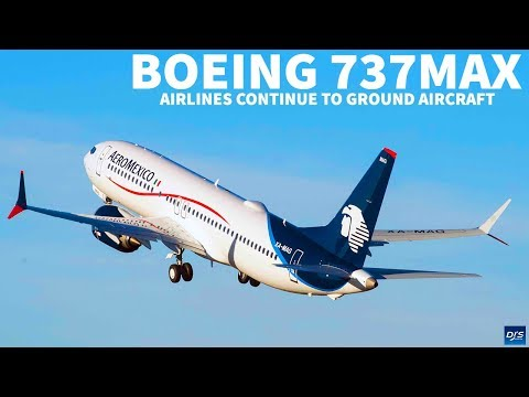 More Boeing 737 MAXs Grounded