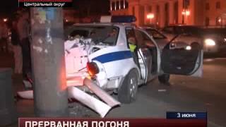 95 МотоДТП в Хабаровске - 02.06.13 Погоня за байкером