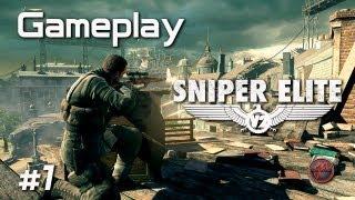 ▶ Sniper Elite V2 - Full Demo Gameplay [PC, RUS]