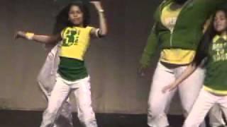 Zendaya Coleman - Dancing at Oakland! (8 Years Old) [2005]