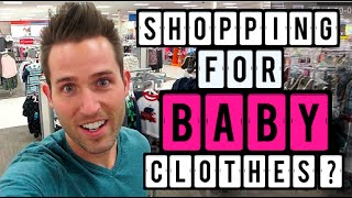 Shopping for BABY Clothes? - (Day 1 of Fall-Log-Mas)