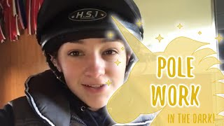 Polework exercises for horses part three!