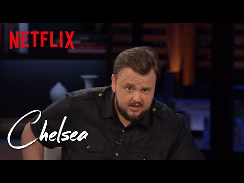 John Bradley Explains Game of Thrones  Chelsea  Netflix