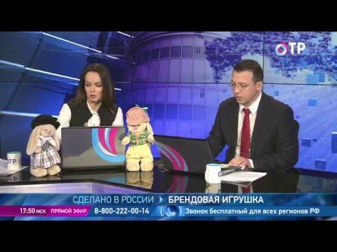видео: Зайки Ми и Кот Басик на телеканале ОТР 19.01.2016