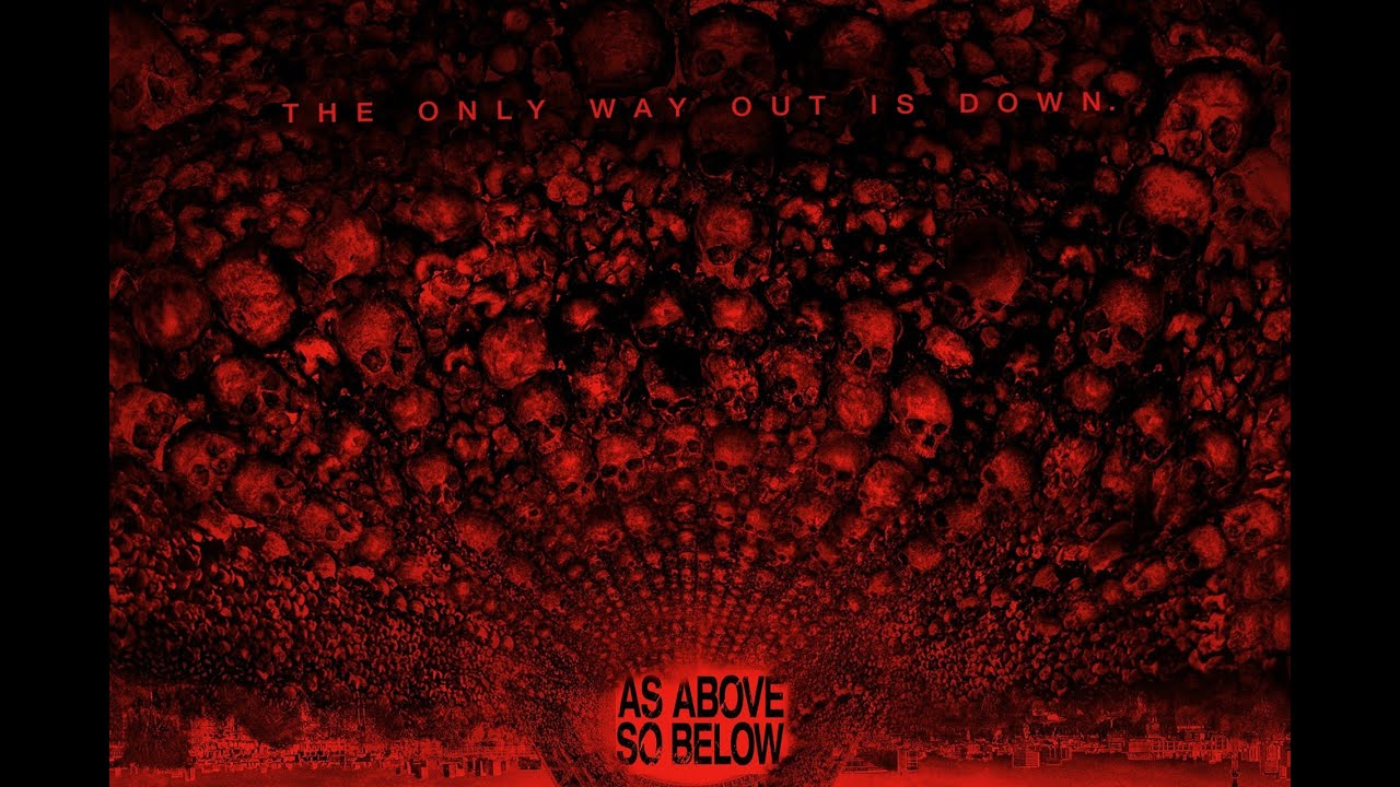 As Above, So Below(2014) Movie Review - YouTube