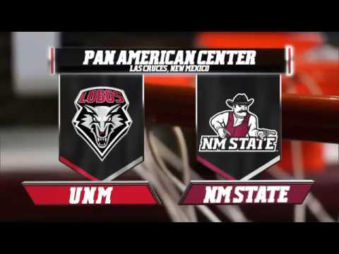 New Mexico State v. New Mexico - 2017 Nov 17 - full game compressed