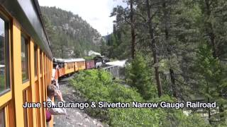 Colorado Tourist Trains