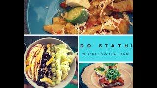 Ultimate Weight Loss Challenge I 3 recipes B.L.D I #DoStathi #20K3M