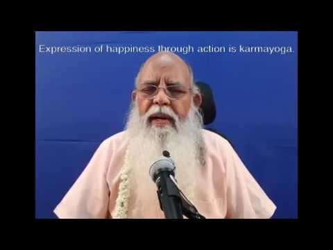 Practice of Knowledge 1 of 6 @ Coimbatore 2017(English)20171212 183603NR YT