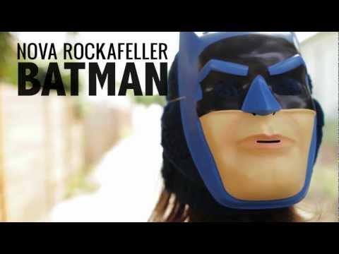 Nova Rockafeller - call me (BAT MAN) 347-574-7192