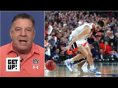 Van Riggs - 'Get over it' - Bruce Pearl on missed double-dribble call in Auburn's loss
