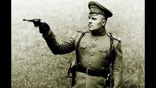 Почему немцы носили пистолет слева а мы справа?!