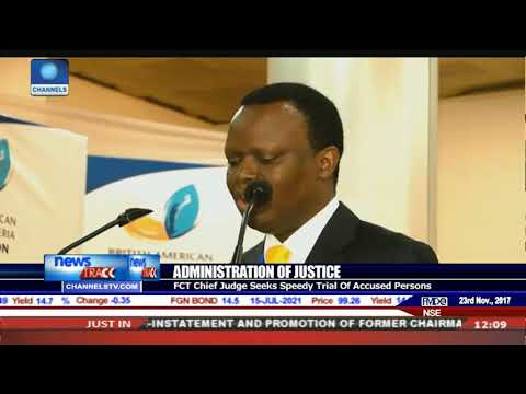 FCT Chief Judge Slams Prosecutors Who Abandon Suspects In Prison
