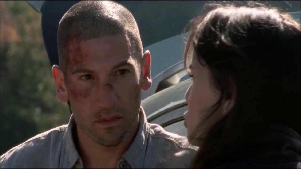The Walking Dead Shane And Loris Windmill Scene Season 2