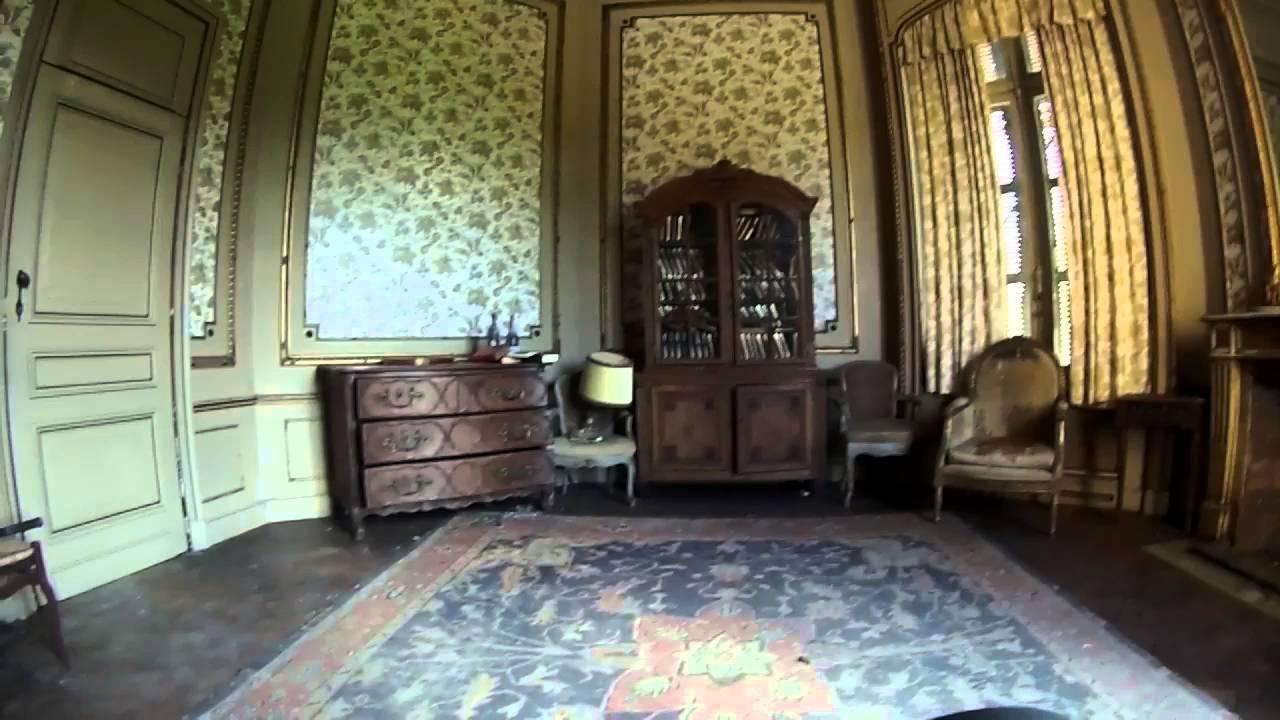 Chateau De La Foret An Abandoned Castle In Begium Youtube