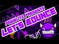 [Hard Demon] Lets Bounce by Pasiblitz | Geometry Dash