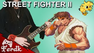 Repeat youtube video Street Fighter II Guitar Medley