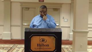 """Pastor Conley Gibbs Jr. - """"Are You Waiting, Are You Wondering, or Are You Walking"""""""