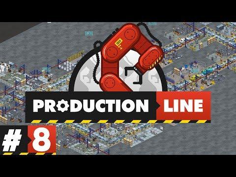Production Line - PART #8 - Factory Strategy Management