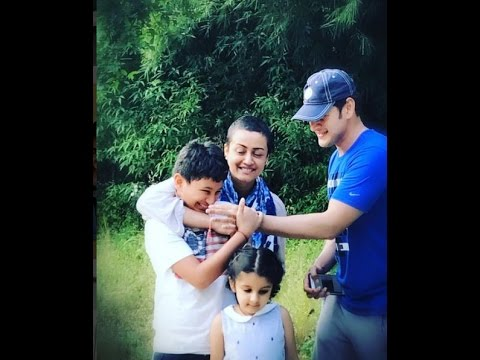 Mahesh Babu With Family Foreign Trip Exclusive Video  | Namrata shirodkar | Sitara Ghattamaneni