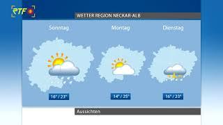 RTF.1-Wetter 23.07.2021