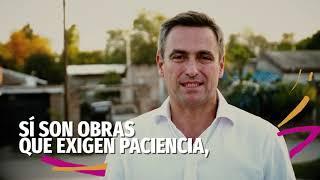 Cloacas para los barrios de Córdoba