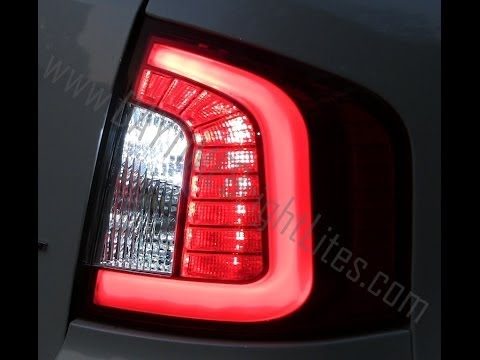 How To Install Led Tail Lights From Anzo On A Ford F150