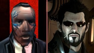 Deus Ex vs Deus Ex Mankind Divided Deus Ex 2000 vs Deus Ex 2016  Follow IGN for more  YOUTUBE