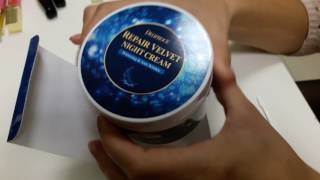 Корейская косметика в Минске Deoproce Repair Velvet Night Cream