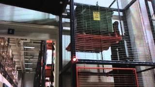 Лифт для поддонов / Lift kaubaaluste jaoks 3(LAOVARUSTUS OÜ в сотрудничестве LARGA OÜ представляет грузовой лифт, изготовленный на основе старого штабелера..., 2013-04-25T11:59:04.000Z)