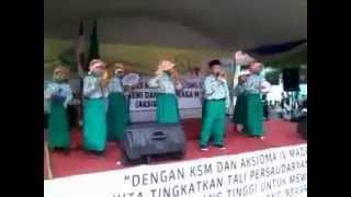 Thola'al Badru 'Alaina - Tim Qasidah MIS Nurul Hasanah Untuk KSM & Aksioma 2015 Kabupaten Purwakarta