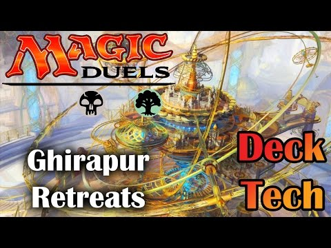 Magic Duels | Ghirapur Retreats Deck Tech