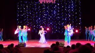 Казахский, Шоу-балет