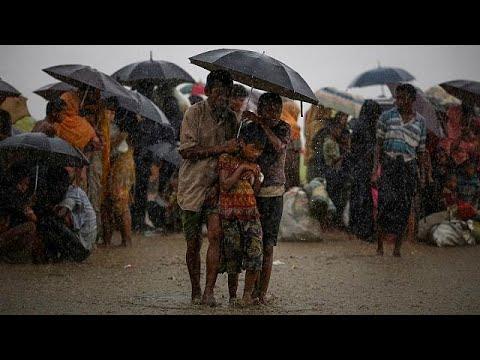 Myanmar e Bangladesh trocam acusações por causa dos rohingya