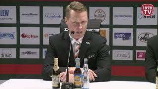 1878 TV | Pressekonferenz 31.10.2018 Augsburg-Bremerhaven 4:1