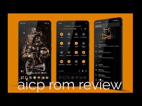 AICP ROM REVIEW For The Essential PH-1
