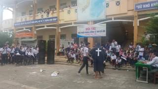 Giải nhất ''ÁNH BÌNH MINH TRỞ LẠI'' lớp 11A3 Video phòng chống tệ nạn xã hội