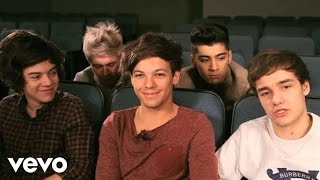 One Direction - One Direction Interview (VEVO LIFT)