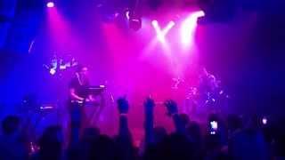 Rufus Du Sol Desert Night Live Highline Ballroom NYC