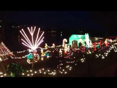 Marble Falls Christmas Lights.Walkway Of Lights Marble Falls Tx