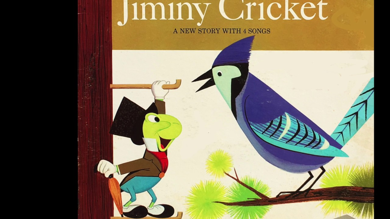 Further Adventures of Jiminy Cricket EXCERPT YouTube