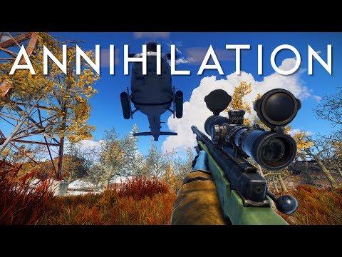 Rust - ANNIHILATION