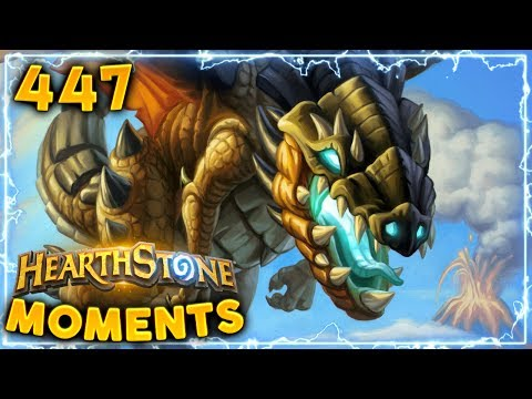 Did that Just Happen.. | Hearthstone Daily Moments Ep. 447